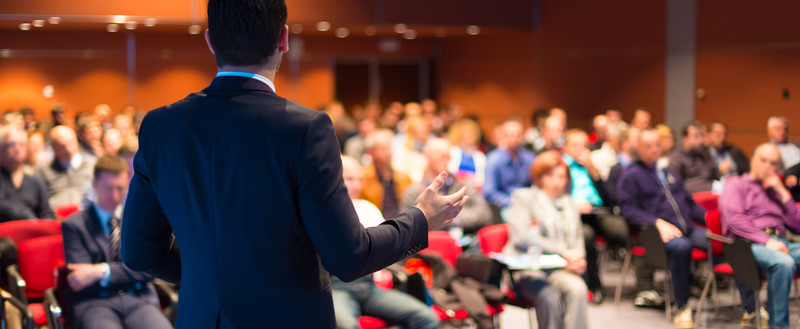 Conferences, Presentations and Events