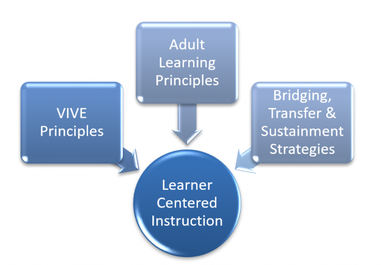 Three Steps to Learner Centered Instruction